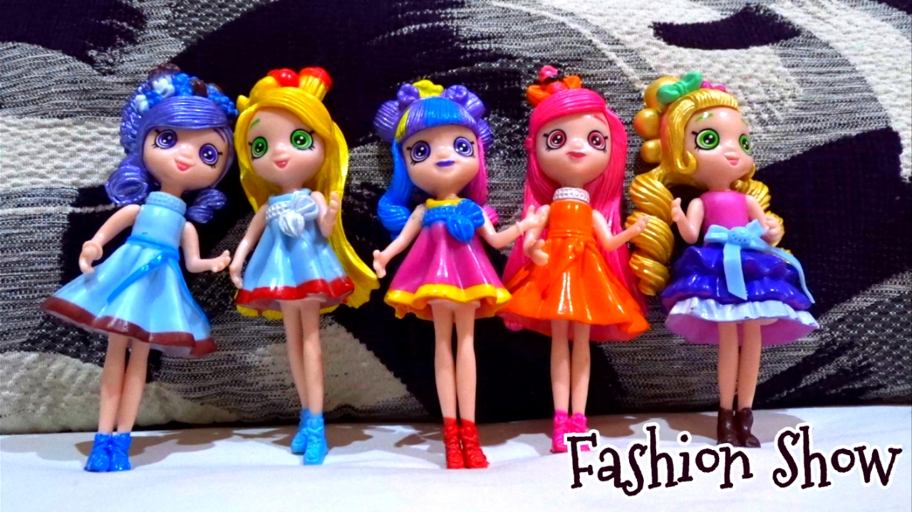 Princess Shopkins FASHION SHOW 💗 Boneka Walking Doll Cantik Lucu Berani  Tampil Di Perlombaan 03ab1c96fd