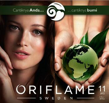Katalog online Oriflame Desember 2012