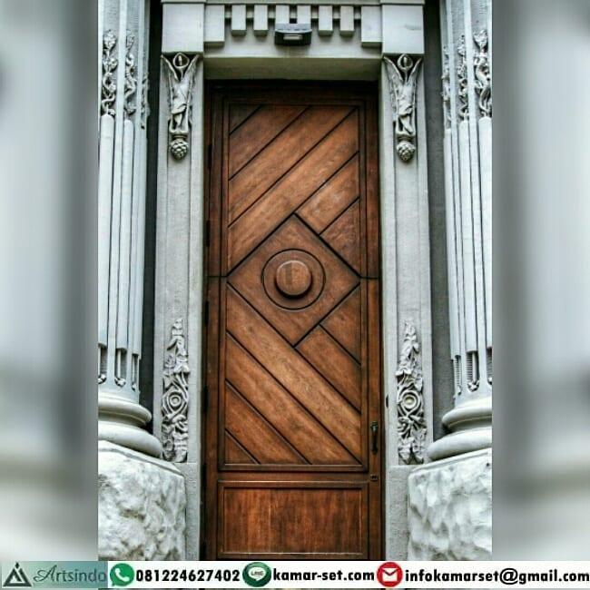 model pintu classic paling antik