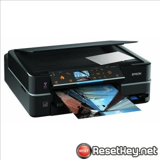 Reset Epson PX720WD printer Waste Ink Pads Counter