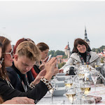 Dinner in the Sky® Tallinn LIVE 2015 @ Vanasadam / foto: Ardo Säks