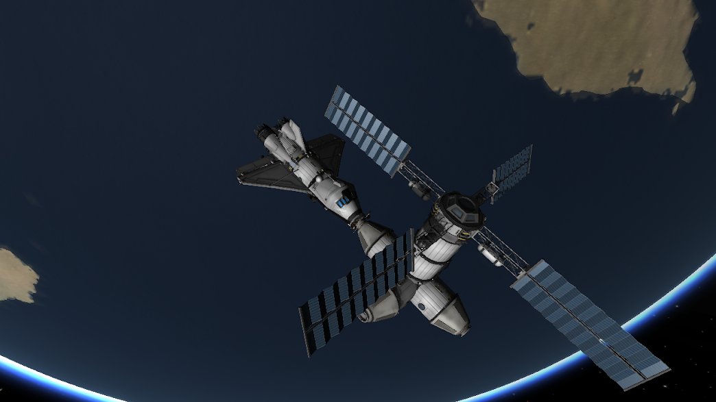 kerbal space program shuttle designs-#7