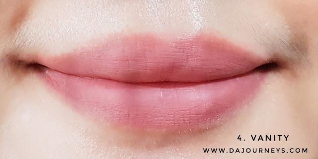 Review Make Over Intense Matte Lip Cream