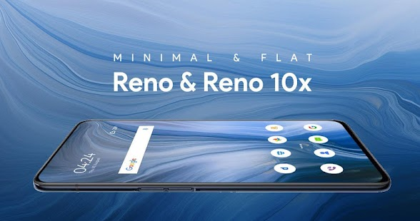 Theme For Reno & Reno 10x + HD Stock Wallpapers Screenshot