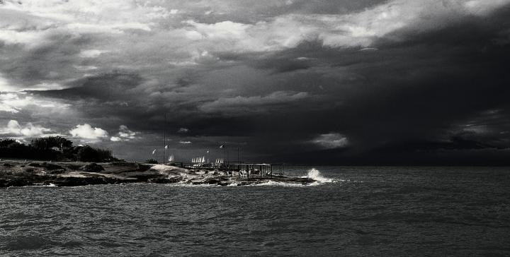 Il mare d'inverno di uroboro1