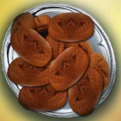 Рецепт приготовления кофейное печенье