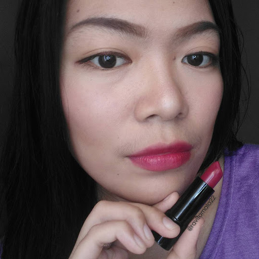 ultra shine lipstick makeover