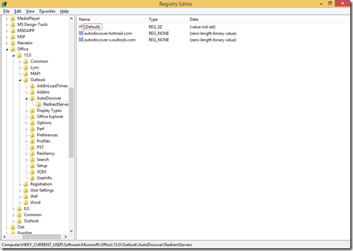 Technical Deep Dive: Outlook 2013 - Allow this website to