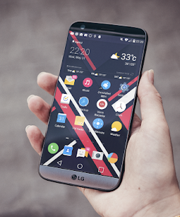 Material Design for LG V20 G5 Screenshot