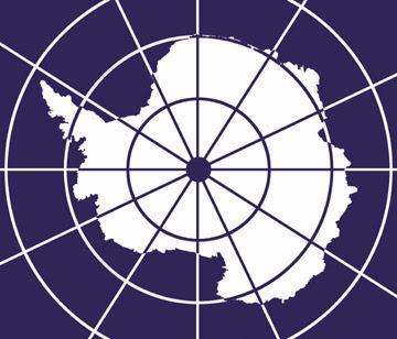 남극조약 로고