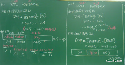 相對程式計數器及相對基底定址的比較