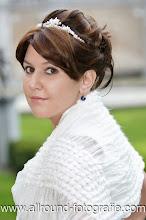 Bruidsreportage (Trouwfotograaf) - Foto van bruid - 058