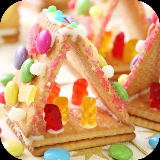 益智App おいしいデザートゲーム LOGO-3C達人阿輝的APP