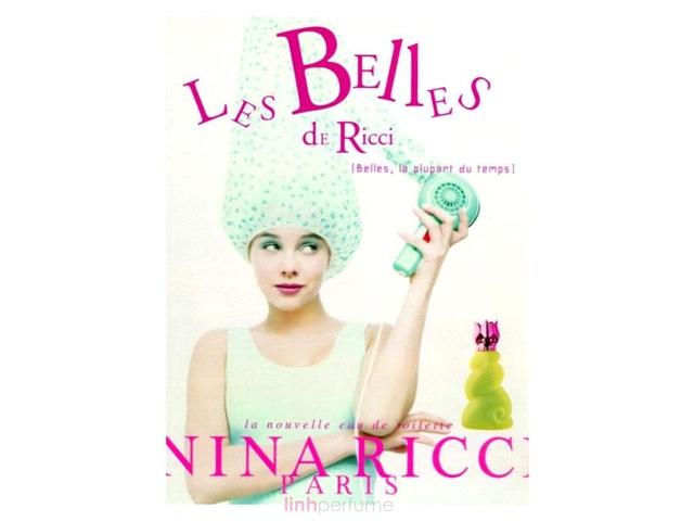 Les belles de Nina Ricci,perfume