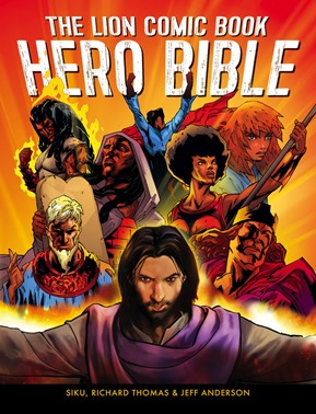 The Lion Comic Bible Hero Bible