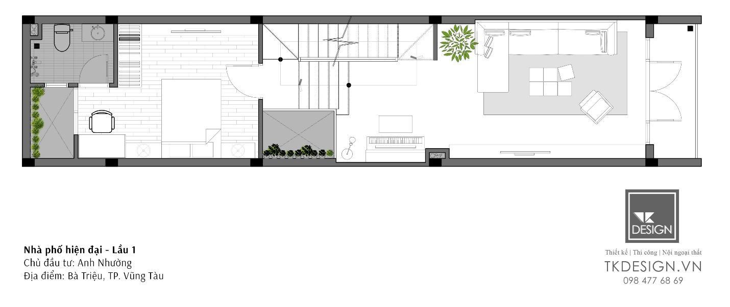 D:\@ DESIGN @ LÀI\LÀI 2020\viet bai\NHÀ A NHƯỜNG\hình nhà A Nhường\lầu 1.jpg