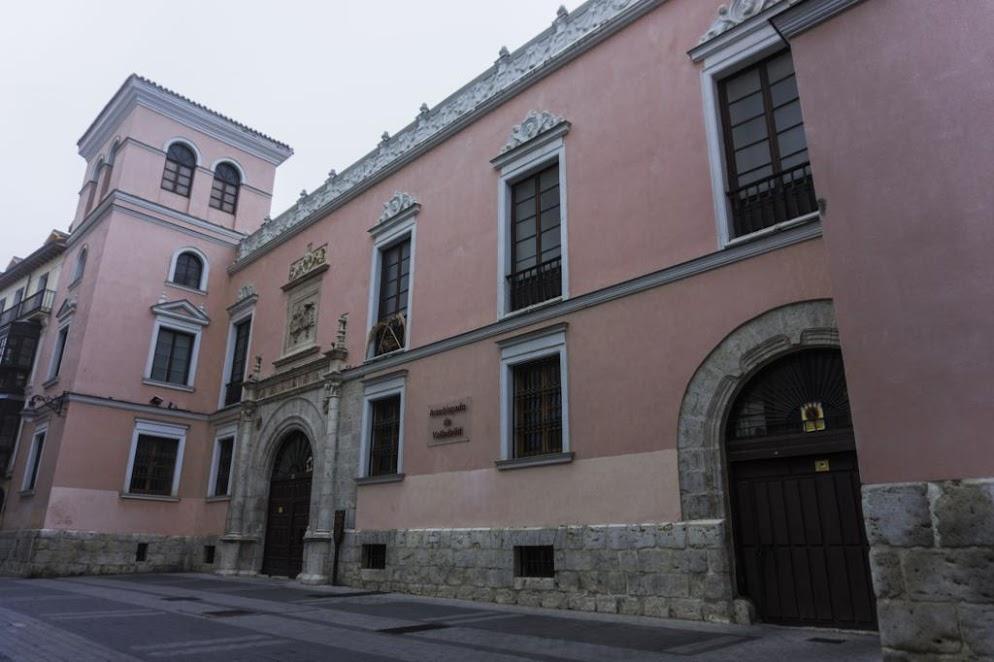 Palacio Arzobispal de Valladolid.