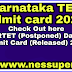 Karnataka TET 2020: Check Out KARTET (Postponed)  Dates , Admit Card (Released) 2020
