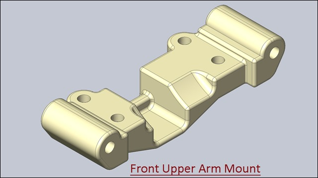 Front Upper Arm Mount_2