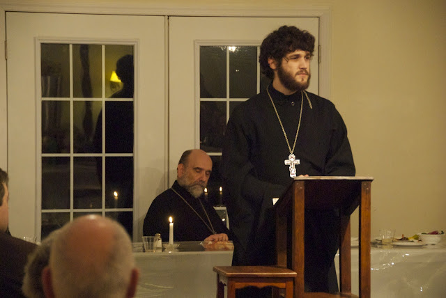 Fr. Matthew reflects on his life in seminary and the aid he received from the DDB Program.