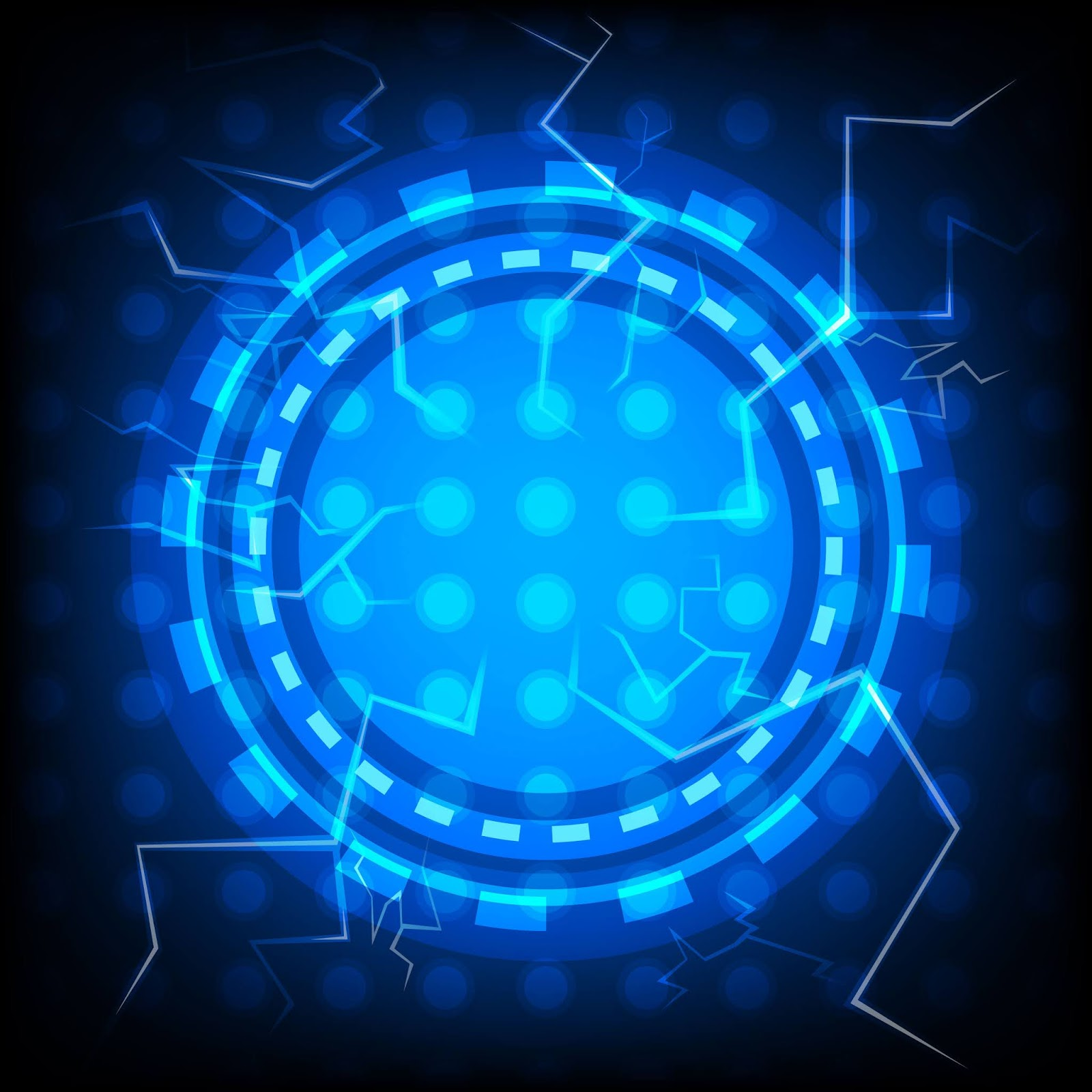 Abstract Vector Thunderbolt Technology Background Free Download Vector CDR, AI, EPS and PNG Formats
