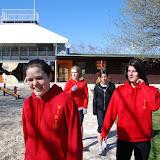 Viki- Zsófi Ausztriában voltak, edzőtáborozni 2010. 03. 28-30.