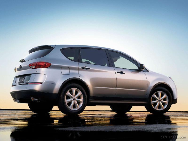 2006 subaru b9 tribeca suv specifications pictures prices. Black Bedroom Furniture Sets. Home Design Ideas
