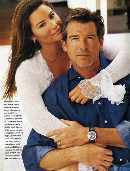 Pierce Brosnan Ireland Actor