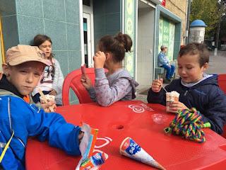 Dzień Chłopaka w klasie 3 b - 30.09.2016