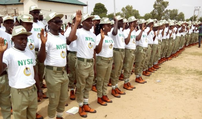 BAD NEWS! NYSC Reveals It Cannot Pay N31,800 To Corpers