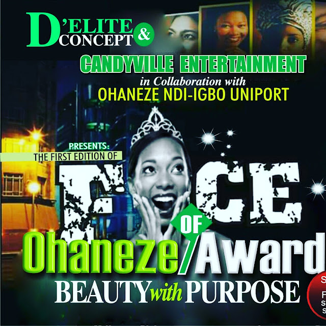 face of ohaneze pageant