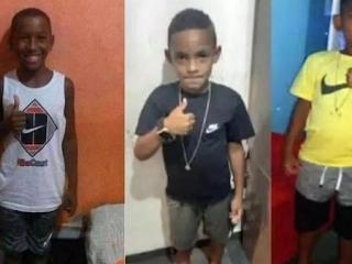 Desaparecimento de três meninos em Belford Roxo, operação mira traficantes supostamente envolvidos