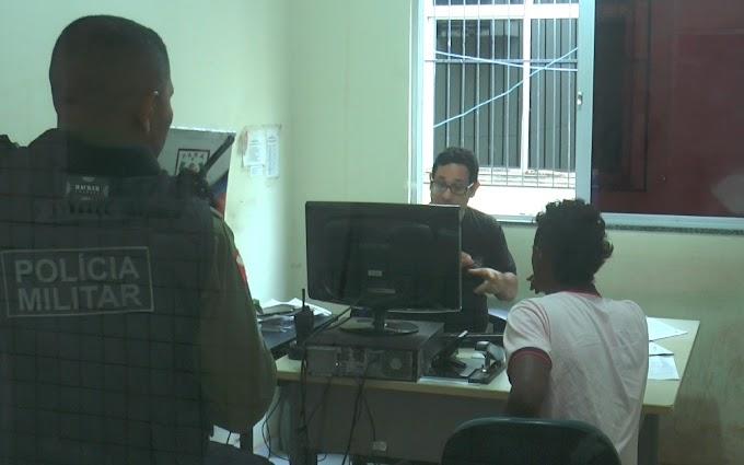 EM ITAITUBA: CONDUTOR DE MOTO FOI DETIDO POR DESACATAR OS AGENTES DA COMTRI DURANTE FISCALIZAÇÃO.