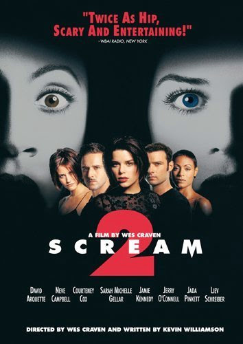 Poster Of Scream 2 (1997) Full Movie Hindi Dubbed Free Download Watch Online At alldownloads4u.com
