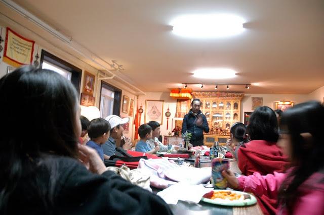 Free Tibet World Tour by Lhakpa Tsering in Seattle - DSC_0362.JPG