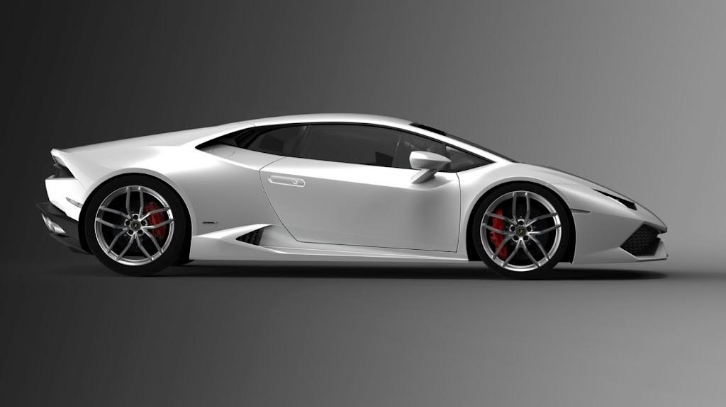 Lamborghini Huracan LP 610-4 9