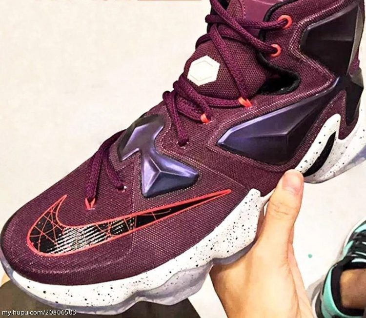 8285ee58a997f Here s Your First Look at LeBron 13 in Adult Version!