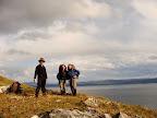 Canal Beagle Cruce de Tierra del Fuego Trekking Desde Estancia Carmen al Lago Fagnano, y desde la Sierra Valdivieso al Canal Beagle! 7 dias de Trekking intenso.