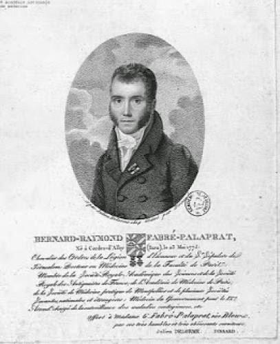 A Portrait Of Dr Bernard Raymond Fabr Palaprat