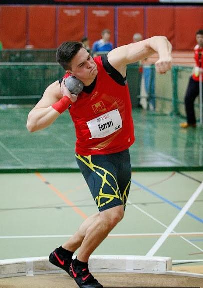 Hallen Elite Schweizermeisterschaften in Magglingen