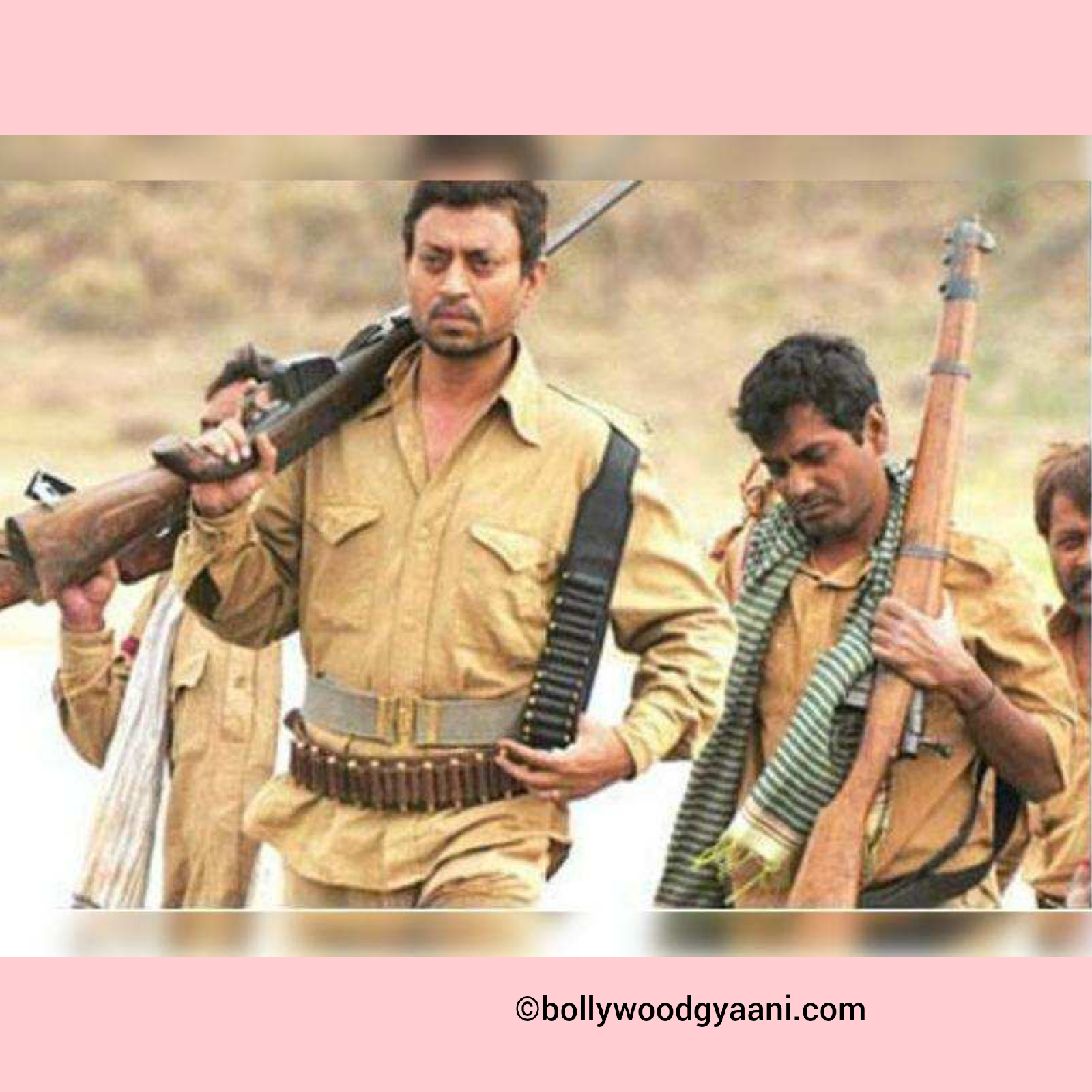 Irrfan Khan died at the age of 53, See his Top-5 Bollywood Movies till now