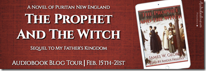 The Prophet And The Witch Banner