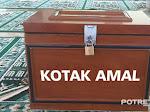 Kotak Amal Masjid di Kedemungan, Ludes Digondol Maling