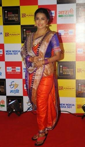 Kranti Redkar Height