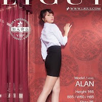LiGui 2015.11.02 网络丽人 Model ALAN [56P] cover.jpg