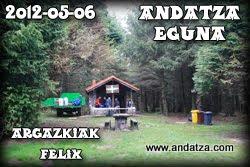 Andatza eguna 2012