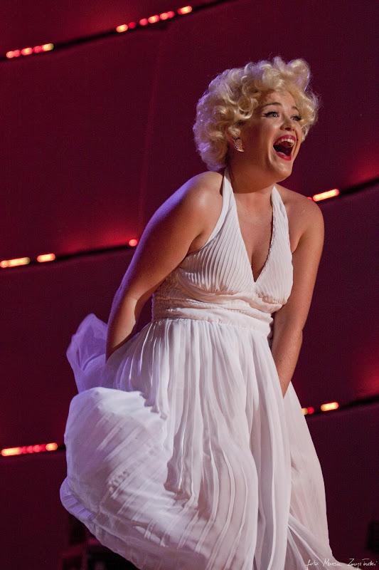 Foto galeria zdjęć koncerty śluby wesela Zmysłowski 2012-08-19 - Lato z Radiem Zet i TVP 2 - koncert Panie Marilyn Monroe