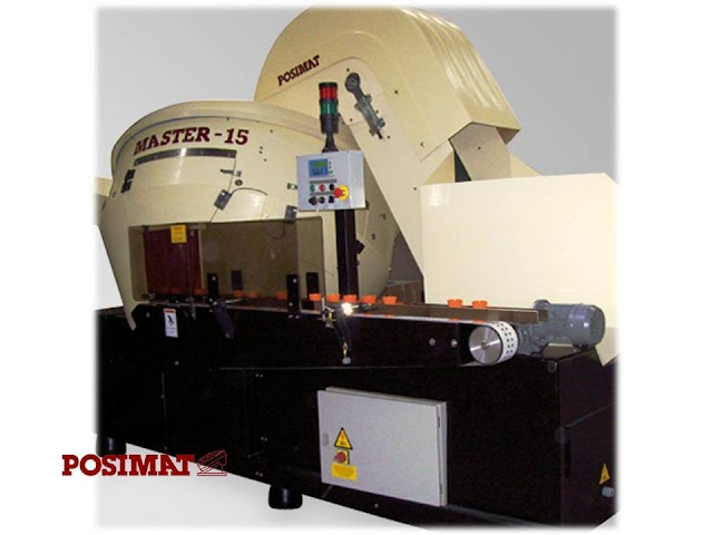 Mesin unscrambler Master series type coating