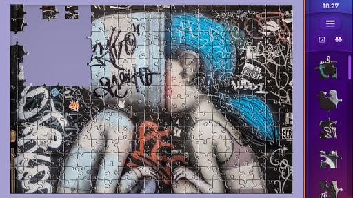 Permainan puzzle jigsaw  screenshots 7