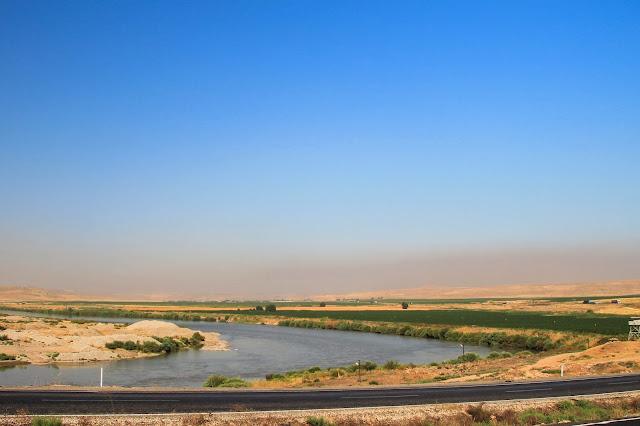 za rzeką Syria